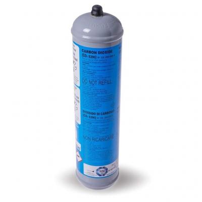Bombona CO2  600 gr.